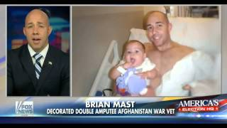 Double Amputee Retired Army Special Operations Combat Veteran Runs For Congress