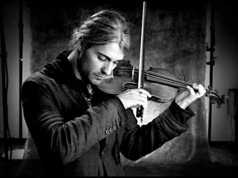 David Garrett  Cry Me A River