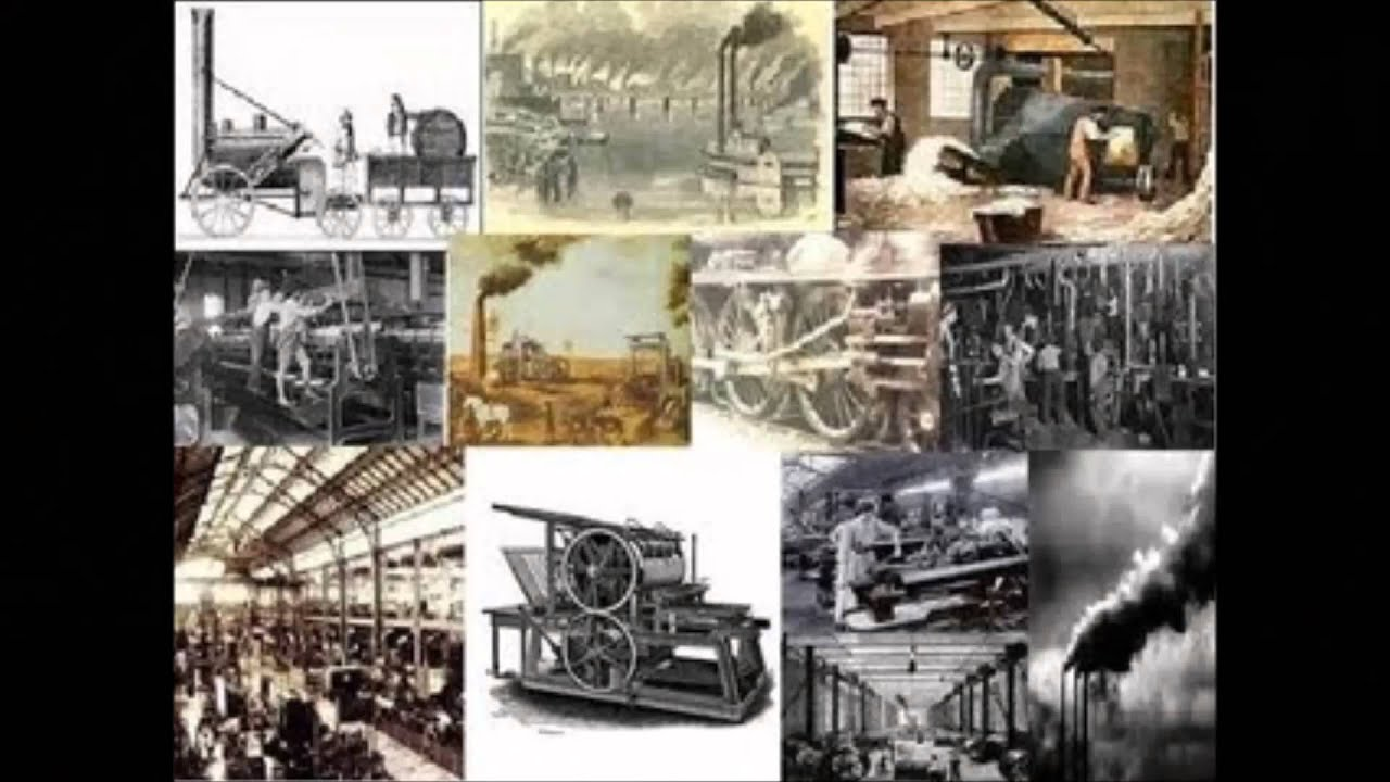 Historia de la revolucion industrial youtube for Imagenes de epoca contemporanea