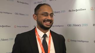 Oil and Money 2018 - Abhi Rajendran