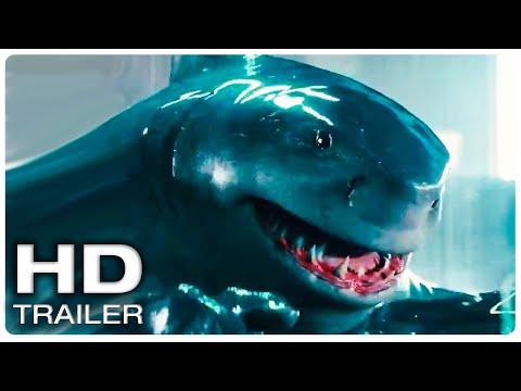 "THE SUICIDE SQUAD ""Ancient Shark God"" Trailer (NEW 2021) Superhero Movie HD"
