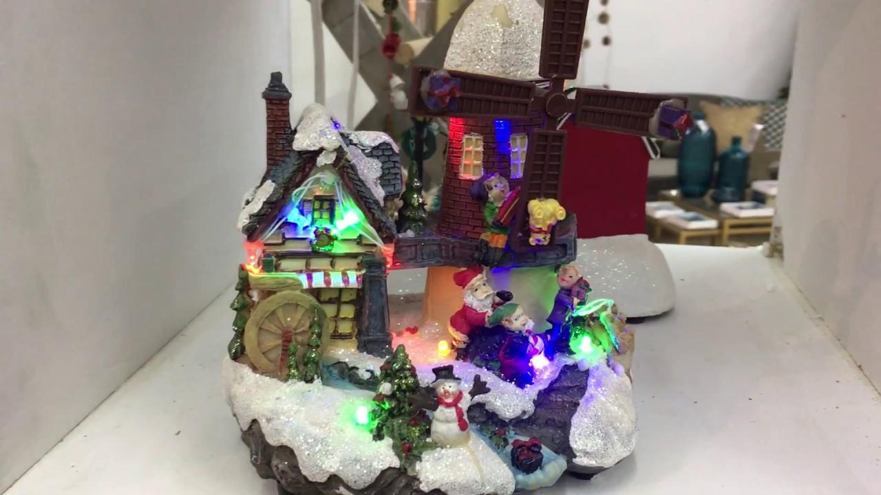 Carruseles navidenos mayorista objetos decoracion navidad for Mayorista decoracion