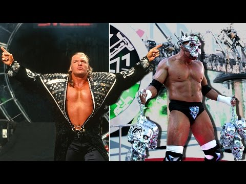 Experience the evolution of WrestleMania entrances