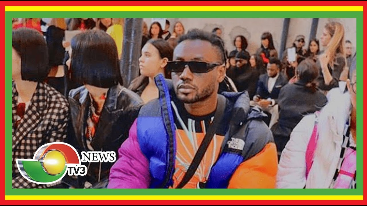 Download Pappy Kojo stuck in isolation in Italy...