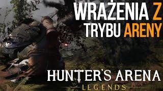 Hunter's Arena: Legends - Wrażenia z Royalowej Alfy