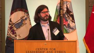 Day 1 Lunch Speaker: Christopher Soghoian, Ph.D.  - Personal Privacy Advocate