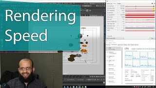 Video 3d rendering - does graphic card increase rendering speed? and the role of graphic card download MP3, 3GP, MP4, WEBM, AVI, FLV Oktober 2018