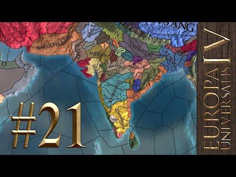 Vijayanagar to Hindustan #21 - Europa Universalis IV