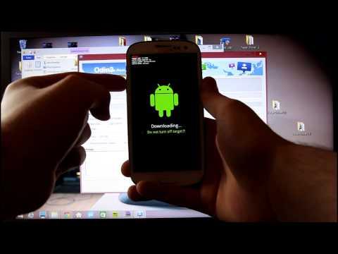 Samsung Galaxy S3 Einfach Rooten in 4 Minuten