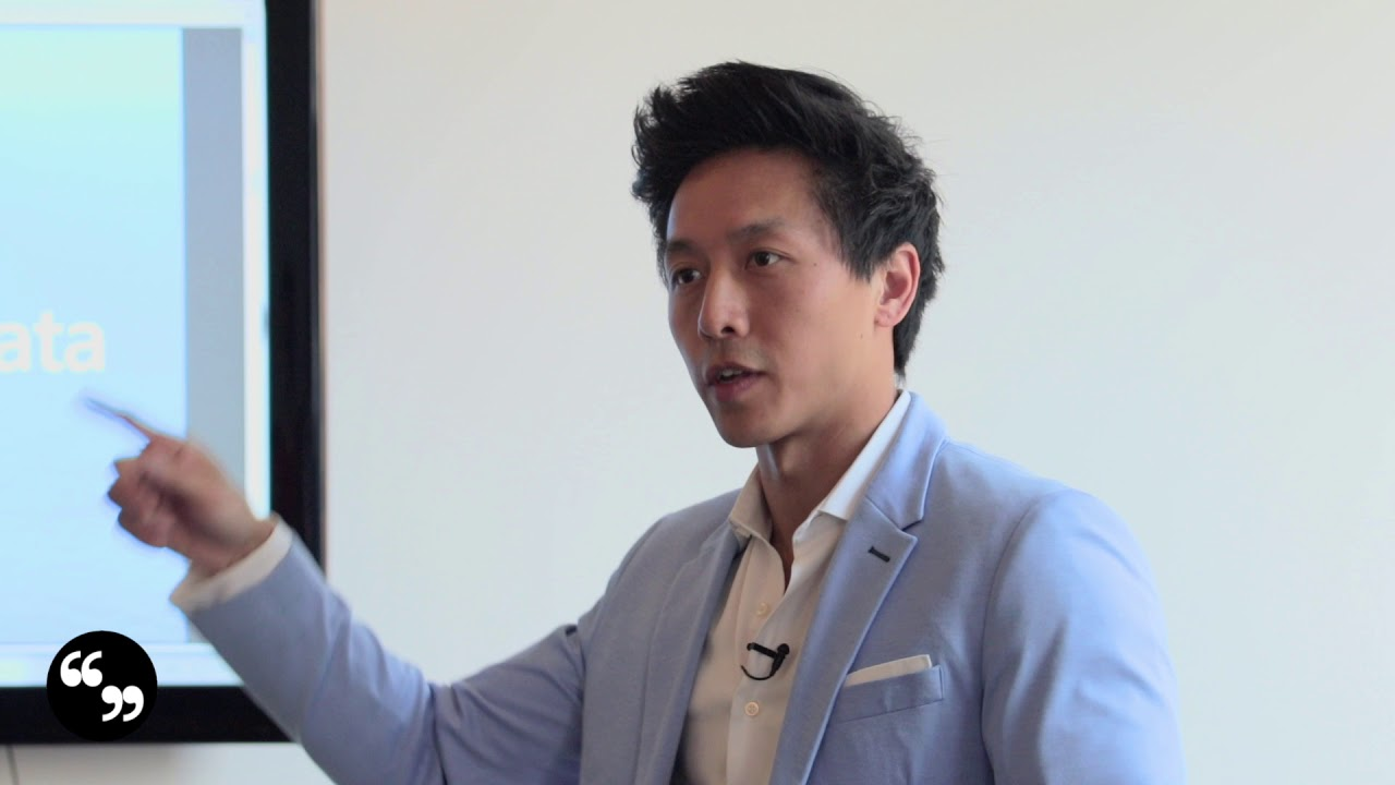 Millennials and Change Management | Andrew Au - YouTube