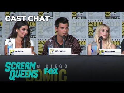 SCREAM QUEENS | Comic-Con Panel Highlights