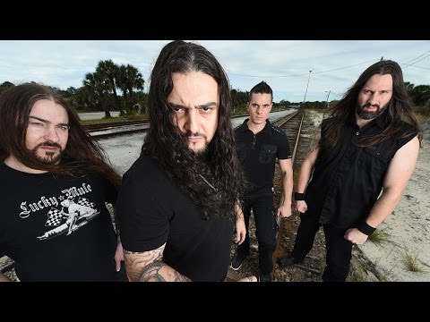 KATAKLYSM's JF Dagenais Discusses 'Of Ghosts & Gods', Songwriting & Death Metal (2015)