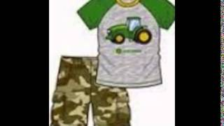 John Deere Toddler Clothing
