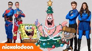 🔴 NU LIVE: Vrolijk Kerstfeest 🎅 | Nickelodeon Nederlands