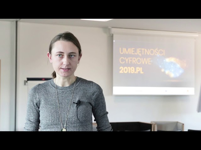 Julia Piechna o bezpieczeństwie dzieci w internecie