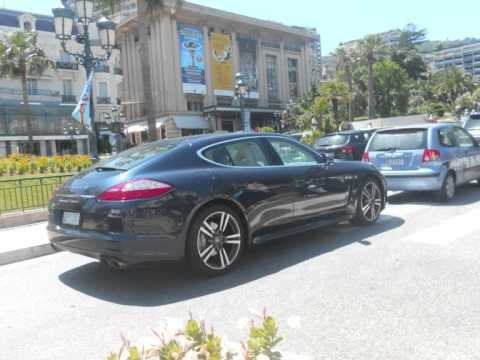 Exotic Cars in Nice, Monaco & Cannes Summer 2012