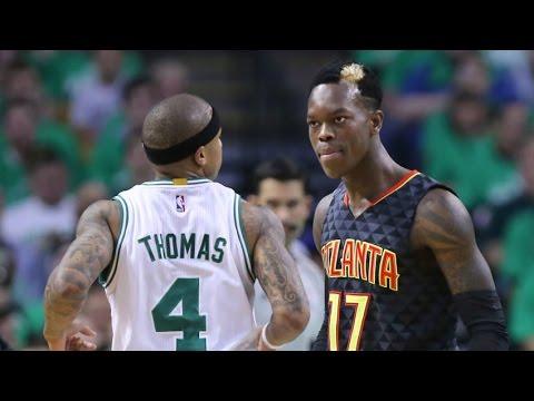 Hawks def Celtics 104-92: Hawks wrap up series
