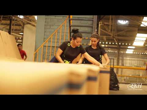 Ekh Furniture Industries - Packing