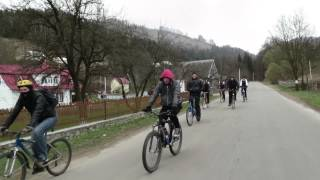 Патріотичний Велопробіг (с.Іллінці)