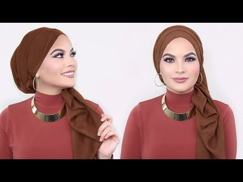 Everyday Simple Hijab Style   MOST RECENT thumbnail