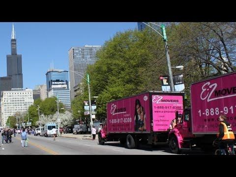 Alsip IL Moving Company | 855-616-6009 | EZ Movers, Inc.
