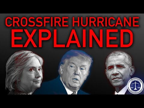 On Watch: CROSSFIRE HURRICANE Targeting of Trump from A to Z