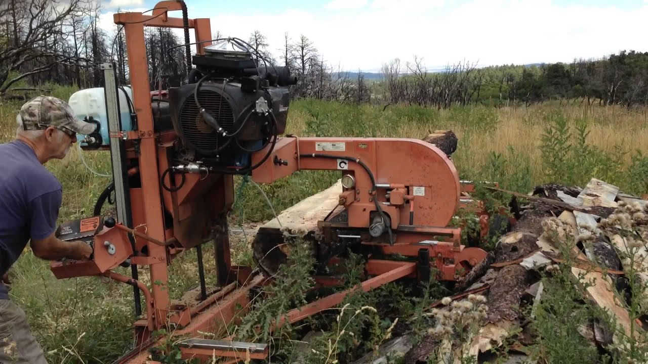 Woodmizer sawmill for sale