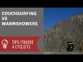 Couchsurfing VS Warmshowers