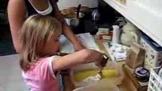 Frying Razor Clams