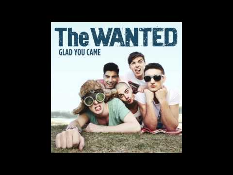 The Wanted - Glad You Came [AUDIO]