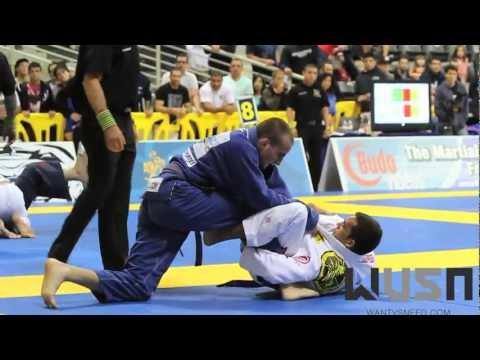 MARCIO ANDRE vs DENILSON BISCHILIARI at WORLD 2012