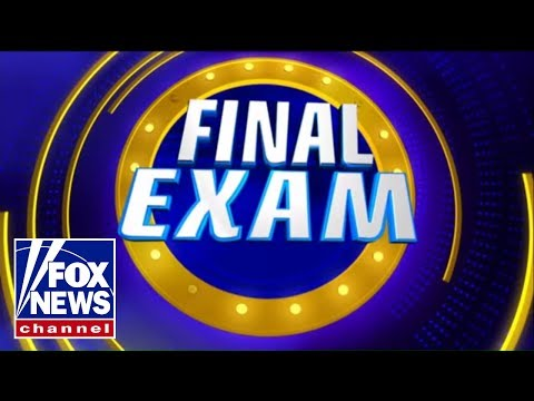 Tucker Carlson's 'Final Exam': Baier vs. Hemingway