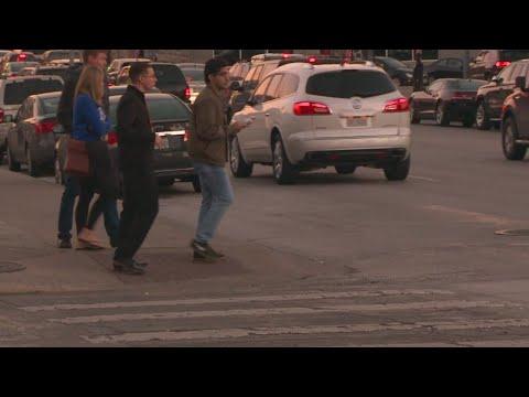 Public data, law firm highlight most dangerous spots in Texas for pedestrians