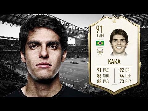 FIFA 20: KAKA 91 PRIME ICON PLAYER REVIEW I FIFA 20 ULTIMATE TEAM