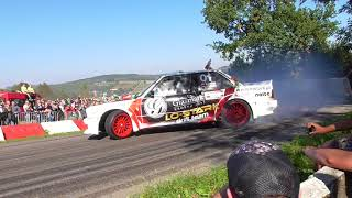 bmw e30 v8 nitro kamil lorenc lo stark drift show series izdebki 2017 king of the hill