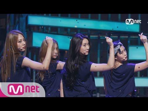 Brave Girls(브레이브걸스) - Deepened Comeback Stage M COUNTDOWN 160218 EP.461