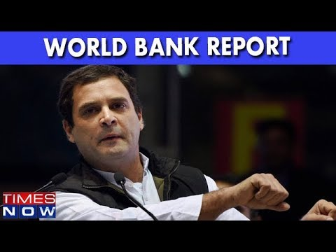 Cong's 'Fixing' Allegation Falls Flat, World Bank Official Says Rankings Influenced By Leadership