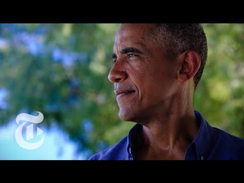 The Times Interviews Obama on Climate Change | The New York Times