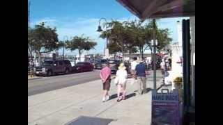 Tarpon Springs Sponge Docks - Raw video 08
