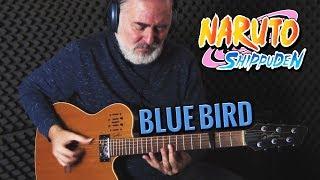 Blue Bird - Naruto Shippuden OP3 - fingersyle guitar cover