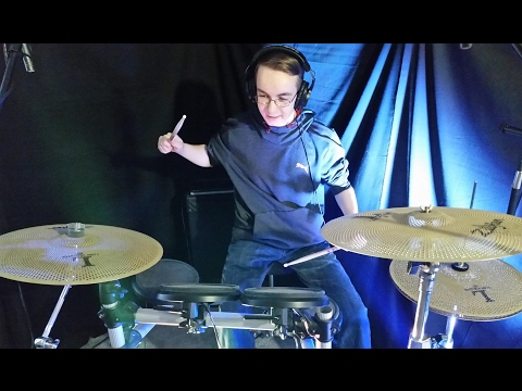 I Wanna Go Back (David Dunn) DRUM COVER HD