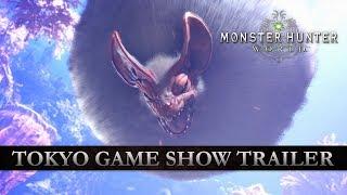 Monster Hunter World TGS 2017 Trailer