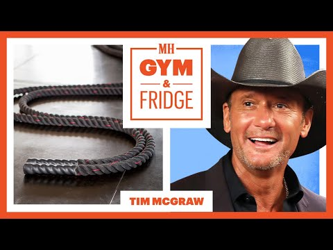 Steve Powers - Tim McGraw shares his secret to fitness at 52 years old in a new book