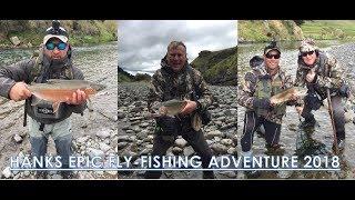 Hank Bradfords  New Zealand Fly Fishing Adventure 2018