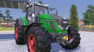 FarmersDynasty ㋡ S2 #11  Nowe ciągniki w aktualizacji