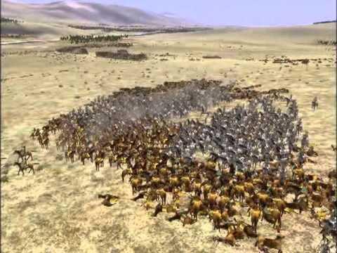 Time Commanders - Battle of Hydaspes