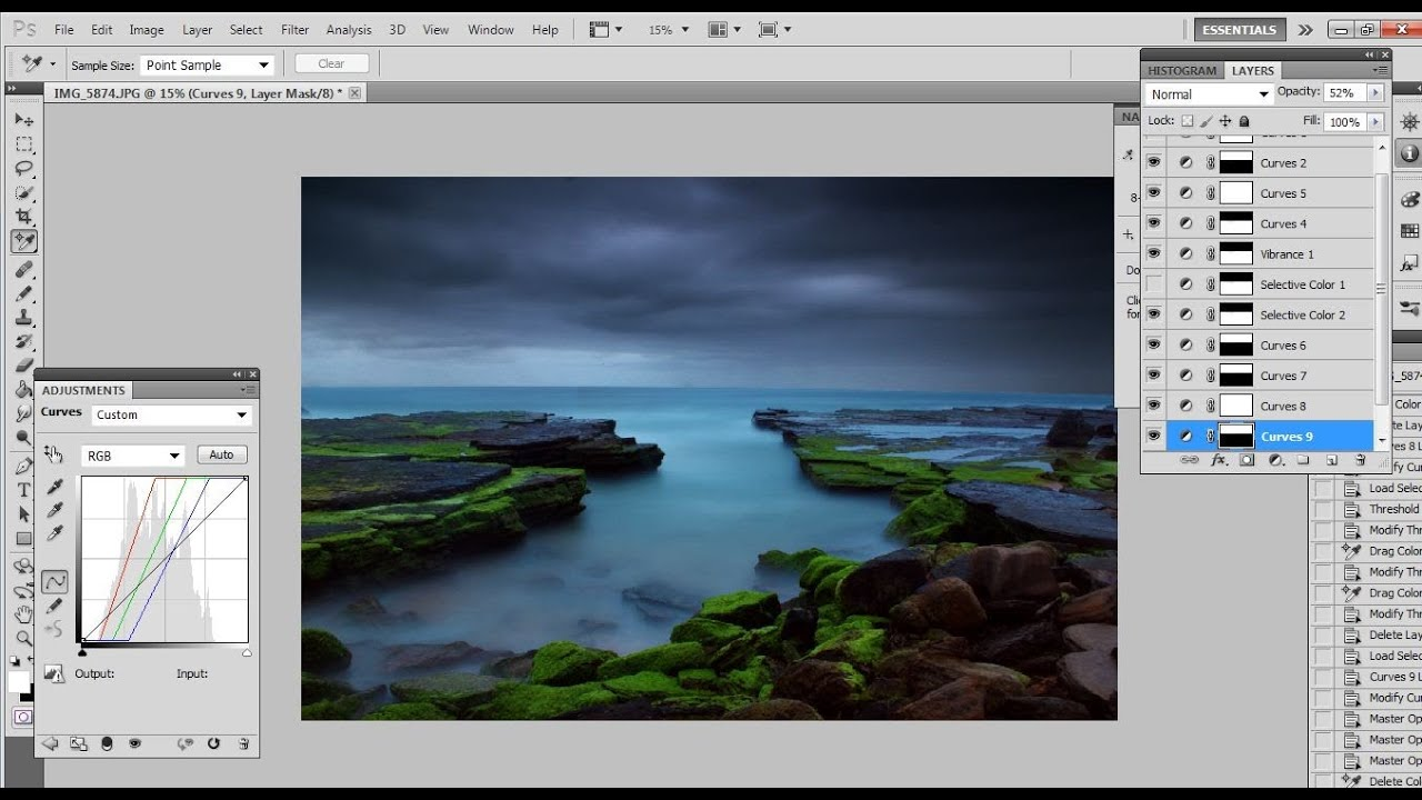 Fine Art Photography Post Processing Techniques Youtube