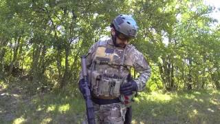Uniforme militar británico mtp