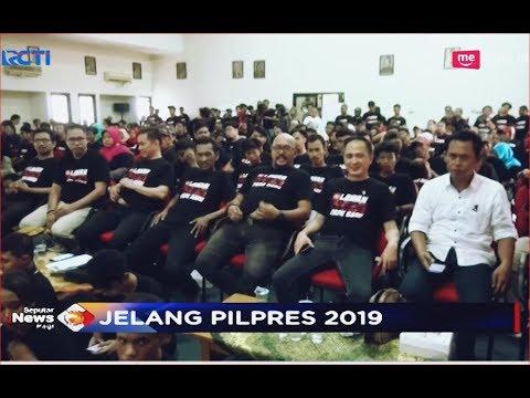 Rumah Gerakan 98 Deklarasikan Lawan Orde Baru Di Pilpres 2018 - SIP 17/12