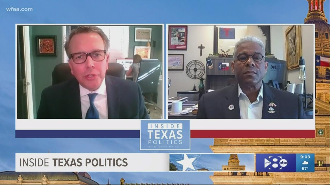 Republican gubernatorial candidate Allen West says he has Covid ...